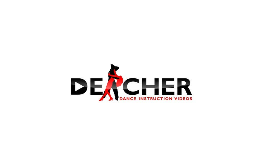 #54 for Design a logo for a dance instruction platform (Deacher) by trying2w
