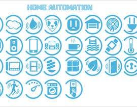 Nro 18 kilpailuun Design some Icons käyttäjältä anthonymendoza91