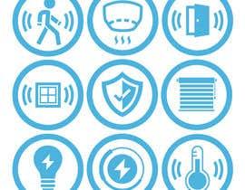 Nro 11 kilpailuun Design some Icons käyttäjältä oshosagar
