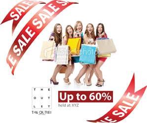 Конкурсная заявка №20 для Banner Ad Design for The Outlet Fashion Company