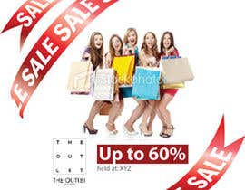 #20 para Banner Ad Design for The Outlet Fashion Company por melsdqueen
