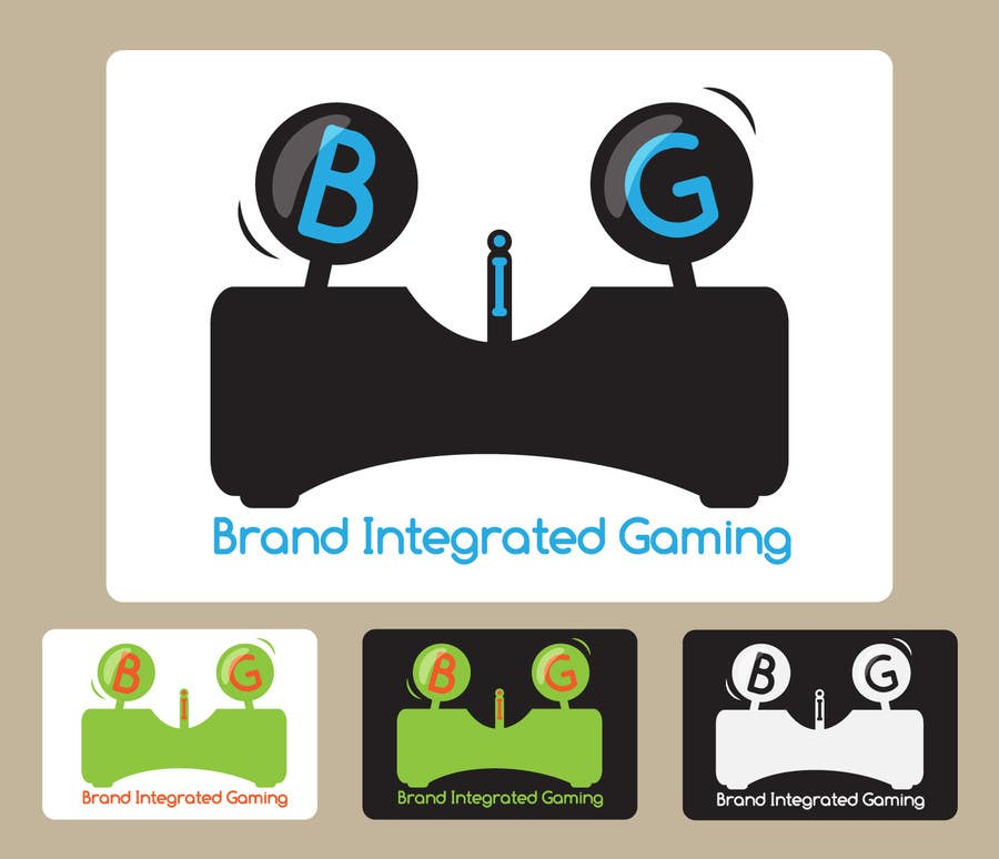 Proposition n°54 du concours Design a Logo for a New Gaming Company