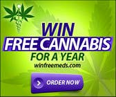 Contest Entry #23 for Design a Banner for Medical Marijuana website
