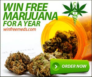 #27 for Design a Banner for Medical Marijuana website by DanielDEE