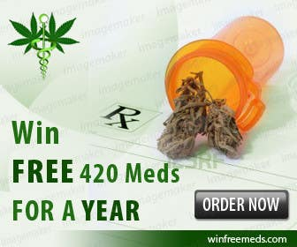 #16 for Design a Banner for Medical Marijuana website by amitroy777