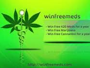 Contest Entry #32 for Design a Banner for Medical Marijuana website