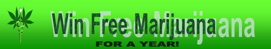 #18 for Design a Banner for Medical Marijuana website by kblack63