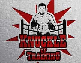 Nro 10 kilpailuun Knuckle Up Training Needs a new logo!! käyttäjältä ELDJ7