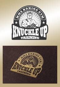 Jennynday tarafından Knuckle Up Training Needs a new logo!! için no 14