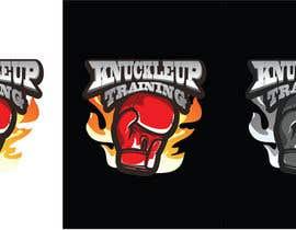 Nro 23 kilpailuun Knuckle Up Training Needs a new logo!! käyttäjältä ZooCr