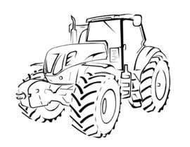 #10 for Design some Icons for tractor website by wonderart