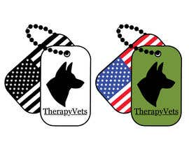 #9 para Design a Logo for TherapyVets Program por lindsaymlockwood