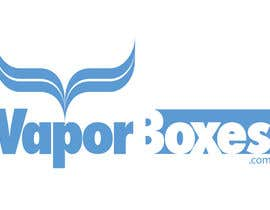 #20 cho Design a Logo for VaporBoxes bởi stanbaker