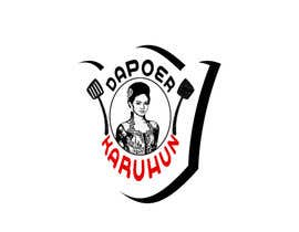 "DENZign tarafından Design a Logo for an Asian food brand called ""Dapoer Karuhun"" için no 15"