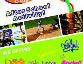 Nro 5 kilpailuun Design a Flyer käyttäjältä ashwin36