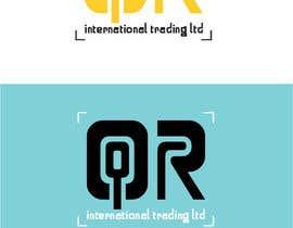 Nro 8 kilpailuun Design a Logo ::QR International käyttäjältä JishnuJishnu95