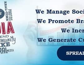 rajeev2005 tarafından Design a Banner for our Social Media Business için no 11