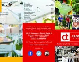 Nro 4 kilpailuun Design a Brochure for a Rental Company käyttäjältä webtechnologic