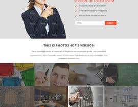 #35 for Design a Website home page and our people page Mockup af phamtech211