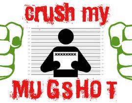 #31 for Design a Logo for Crush My Mugshot af axd123