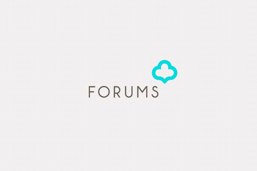Contest Entry #77 for Logo Design for Forums.com