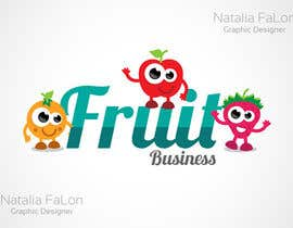 #109 for Design a Logo for A Fruit Business af NataliaFaLon