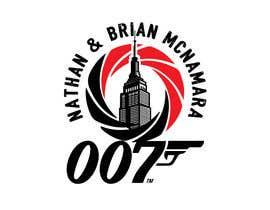 estefyleon tarafından 007 James Bond New York Logo için no 38