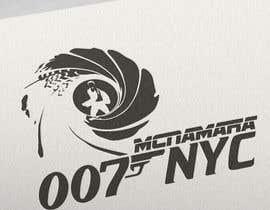 madlabcreative tarafından 007 James Bond New York Logo için no 32