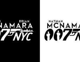 vinu91 tarafından 007 James Bond New York Logo için no 42