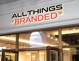 Nro 16 kilpailuun Design a Logo - All things branded käyttäjältä TrezaCh2010