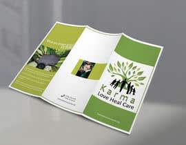 Nro 3 kilpailuun Design a Brochure käyttäjältä saranyaarchi