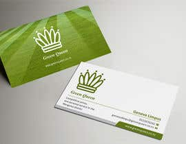 #6 cho Design some Business Cards for Green Queen bởi ezesol