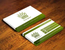 #16 cho Design some Business Cards for Green Queen bởi pointlesspixels
