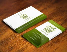 #19 cho Design some Business Cards for Green Queen bởi pointlesspixels