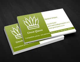 #8 cho Design some Business Cards for Green Queen bởi SevenSquare7