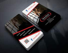 AhamedAntur tarafından Design a business card for personal training business için no 4