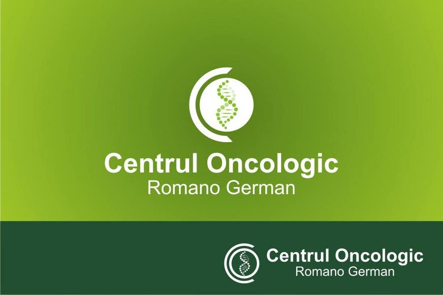 Penyertaan Peraduan #388 untuk Logo Design for Centrul Oncologic Romano German