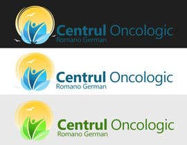 #66 para Logo Design for Centrul Oncologic Romano German por Nirit