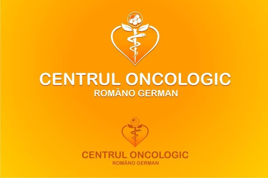 Penyertaan Peraduan #515 untuk Logo Design for Centrul Oncologic Romano German