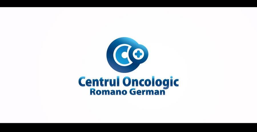Penyertaan Peraduan #460 untuk Logo Design for Centrul Oncologic Romano German