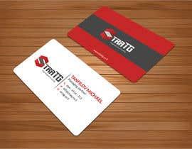 Nro 40 kilpailuun Business card redesign käyttäjältä HD12345