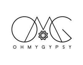 #110 for Ohmygypsy website logo af salutyte