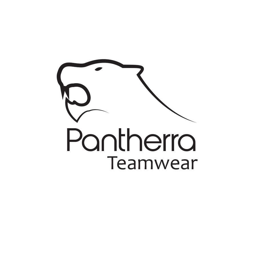 Kilpailutyö #31 kilpailussa Panther head logo