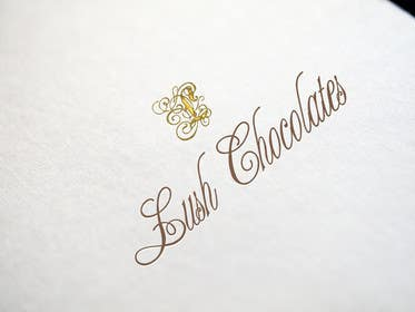Nro 54 kilpailuun Create logo and packaging design for luxury chocolates käyttäjältä chubbycreations