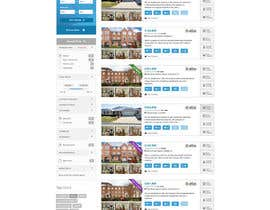#26 for Design a Website Mockup for Estate Agent af mbr2