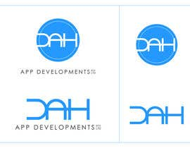dondonhilvano tarafından Design a Logo for DAH App Developments Pty Ltd için no 52