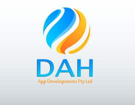 developingtech tarafından Design a Logo for DAH App Developments Pty Ltd için no 3