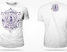 GMExodia tarafından Design a T-Shirt 3'Stacks the Barber için no 39