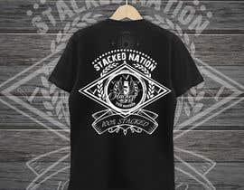 nobelahamed19 tarafından Design a T-Shirt 3'Stacks the Barber için no 43