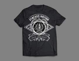 nobelahamed19 tarafından Design a T-Shirt 3'Stacks the Barber için no 44
